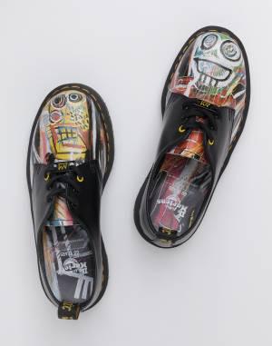 Halbschuhe Dr. Martens 1461 Basquiat