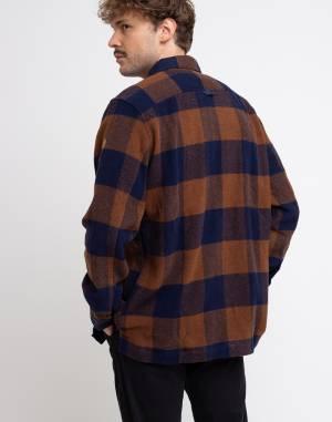 Kariert Fjällräven Canada Shirt M