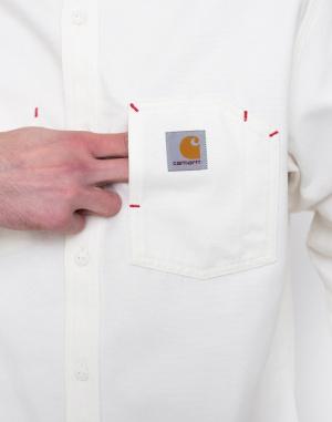 Hemd mit langen Ärmeln Carhartt WIP Tony