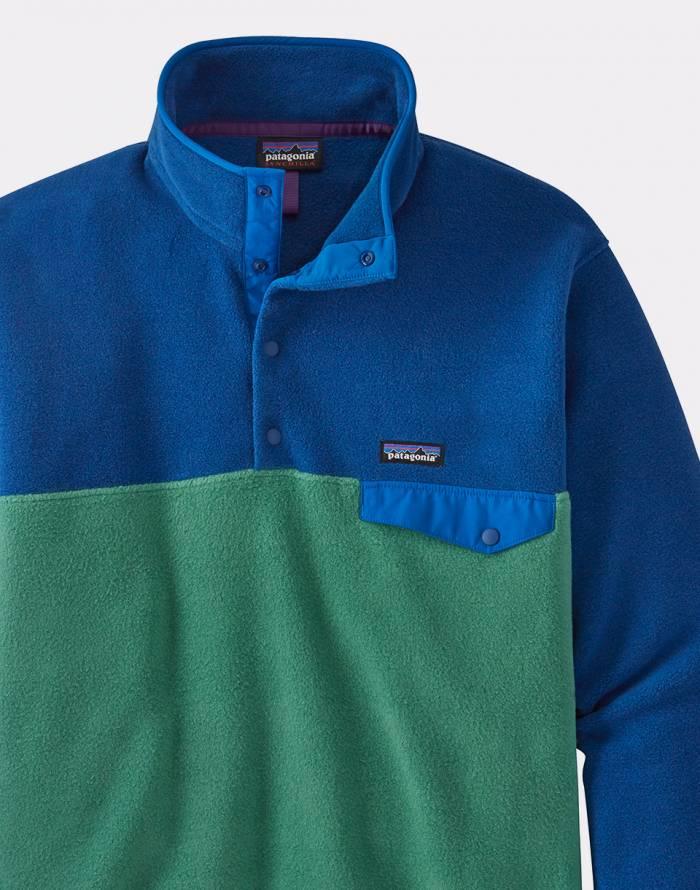 Sweatshirt Patagonia M's Synchilla Snap-T Fleece Pullover - EU Fit