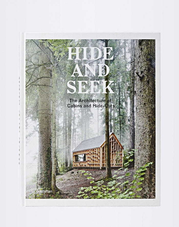 Buch Gestalten Hide and Seek