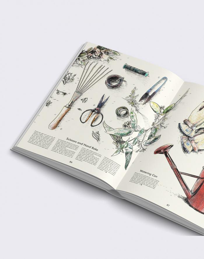 Buch Gestalten Evergreen