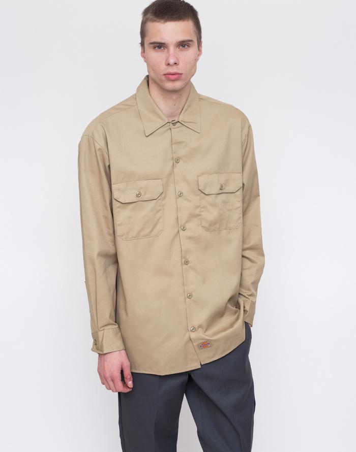 Hemd Dickies Work Shirt