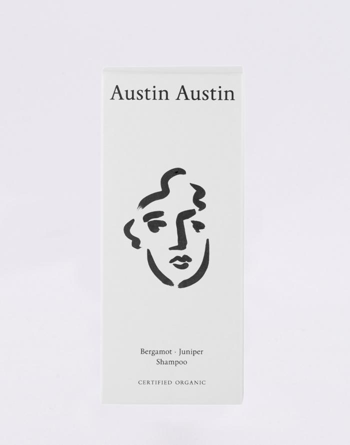 Kosmetik Austin Austin Bergamot & Juniper Shampoo