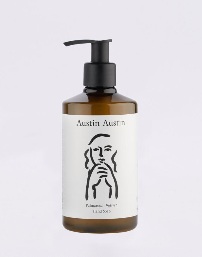 Kosmetik Austin Austin Palmarosa & Vetiver Hand Soap