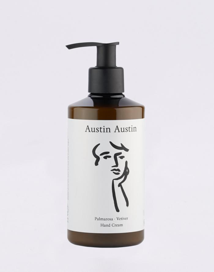 Kosmetik Austin Austin Palmarosa & Vetiver Hand Cream