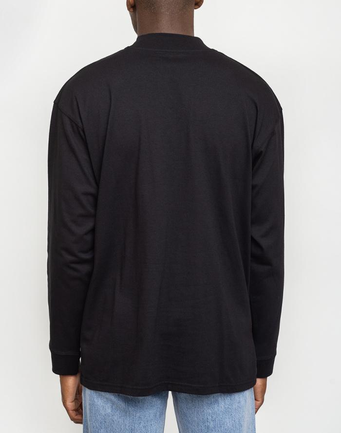T-Shirt Carhartt WIP Mockneck Script Embro T-S