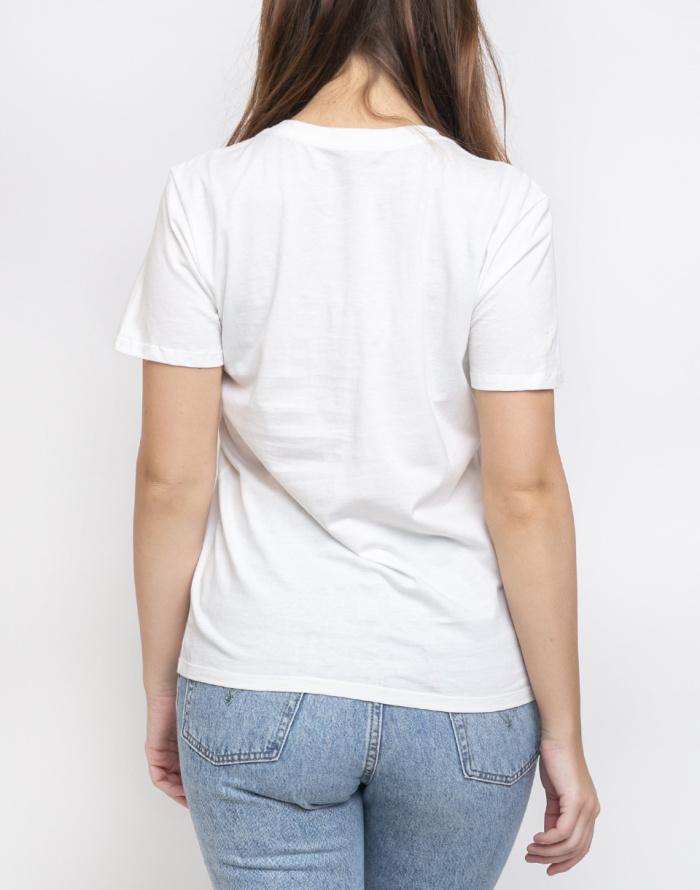T-Shirt Patagonia Pastel P-6 Logo Organic Crew T-Shirt