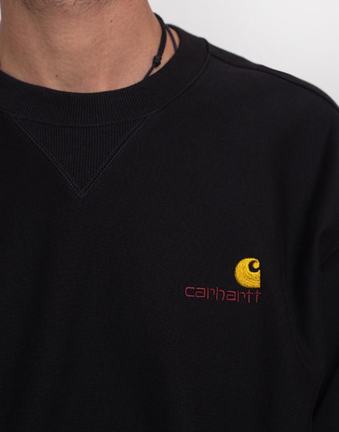 Sweatshirt Carhartt WIP American Script Sweat