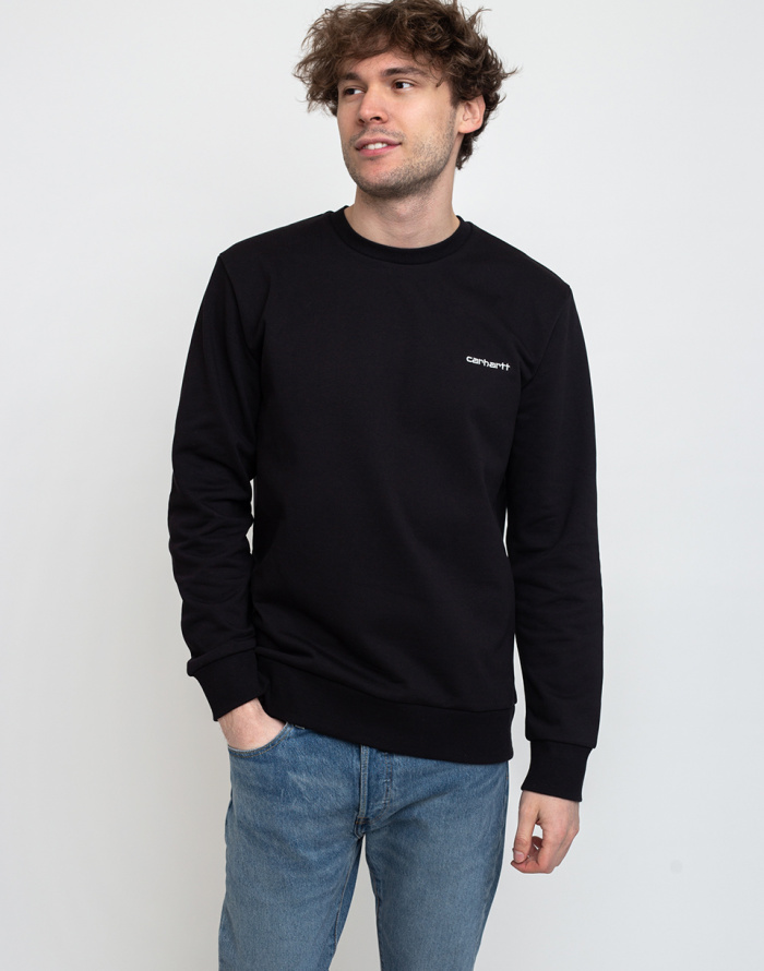 Sweatshirt Carhartt WIP Script Embroidery Sweat