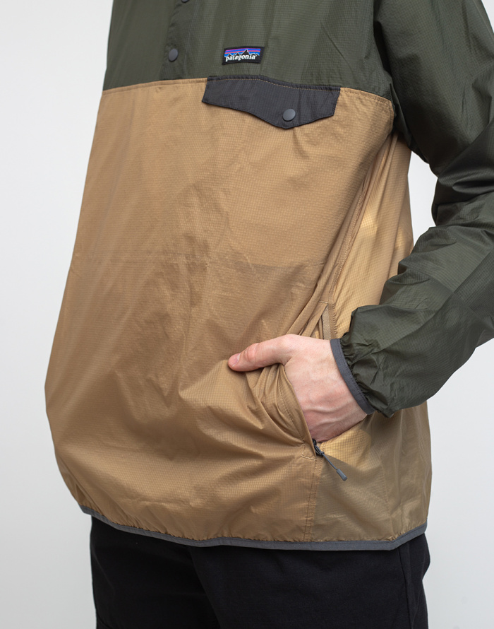 Jacke Patagonia M's Houdini Snap-T Pullover