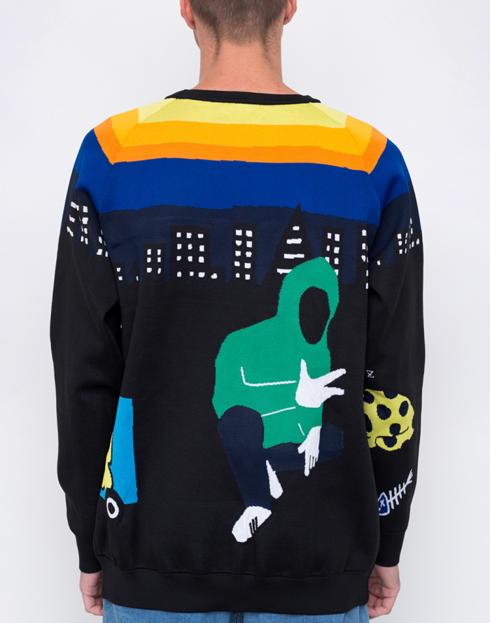 Pullover adidas Originals UAS Knit Tops