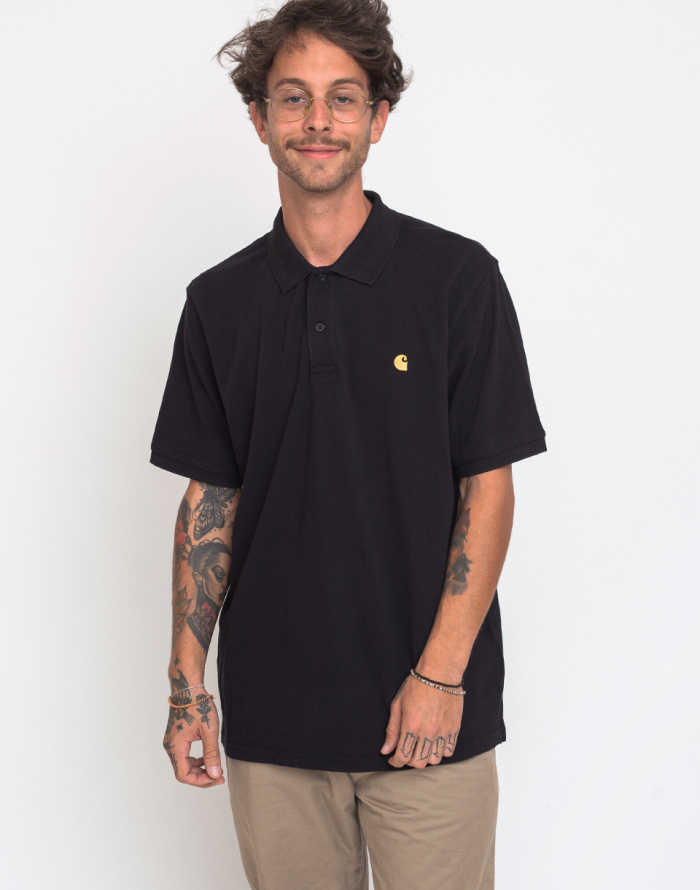 Poloshirts Carhartt WIP Chase Pique Polo