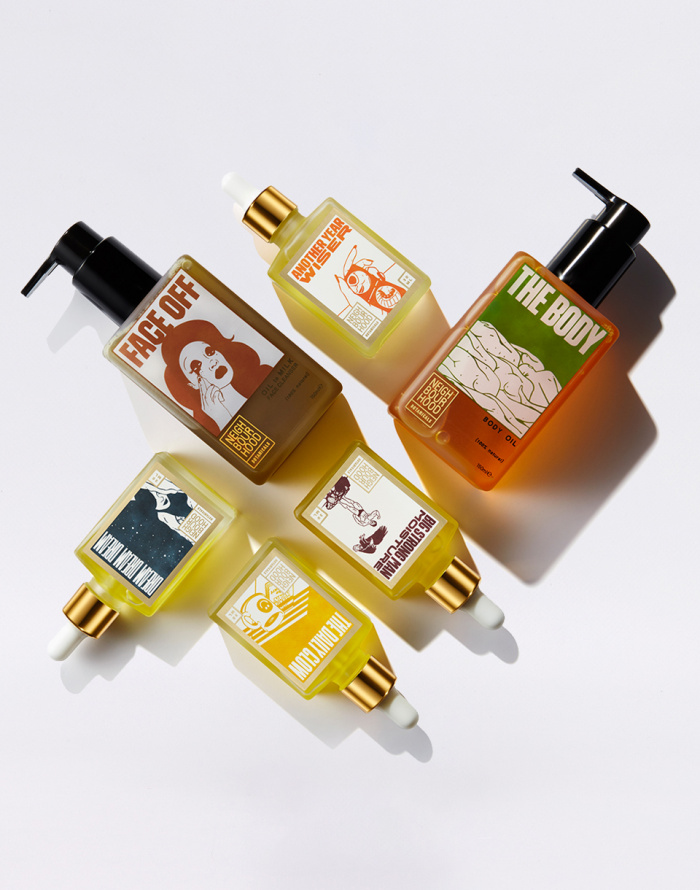 Kosmetik Neighbourhood Botanicals The Daily Glow Facial Oil